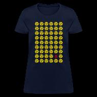 T-Shirts ~ Women's T-Shirt ~ Multiple 45's v.1
