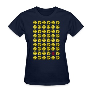 Multiple 45's v.1 - Women's T-Shirt