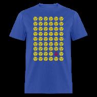 T-Shirts ~ Men's T-Shirt ~ Multiple 45's v.1