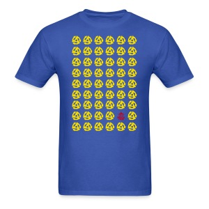 Multiple 45's v.1 - Men's T-Shirt