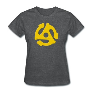 Megatrip Industries 45 RPM - Women's T-Shirt