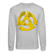 Long Sleeve Shirts ~ Crewneck Sweatshirt ~ 7 Inch Superhero v.3