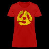 T-Shirts ~ Women's T-Shirt ~ 7 Inch Superhero v.3