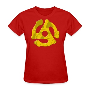 7 Inch Superhero v.3 - Women's T-Shirt