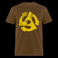 T-Shirts ~ Men's T-Shirt ~ 7 Inch Superhero v.3