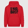 You Mad Bro? Hoodies - Men's Hoodie