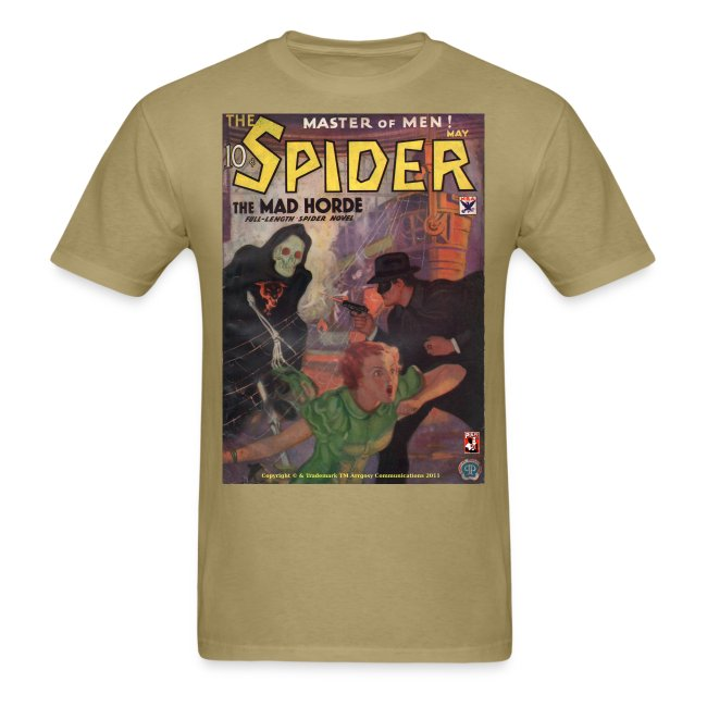 Spider May 1935