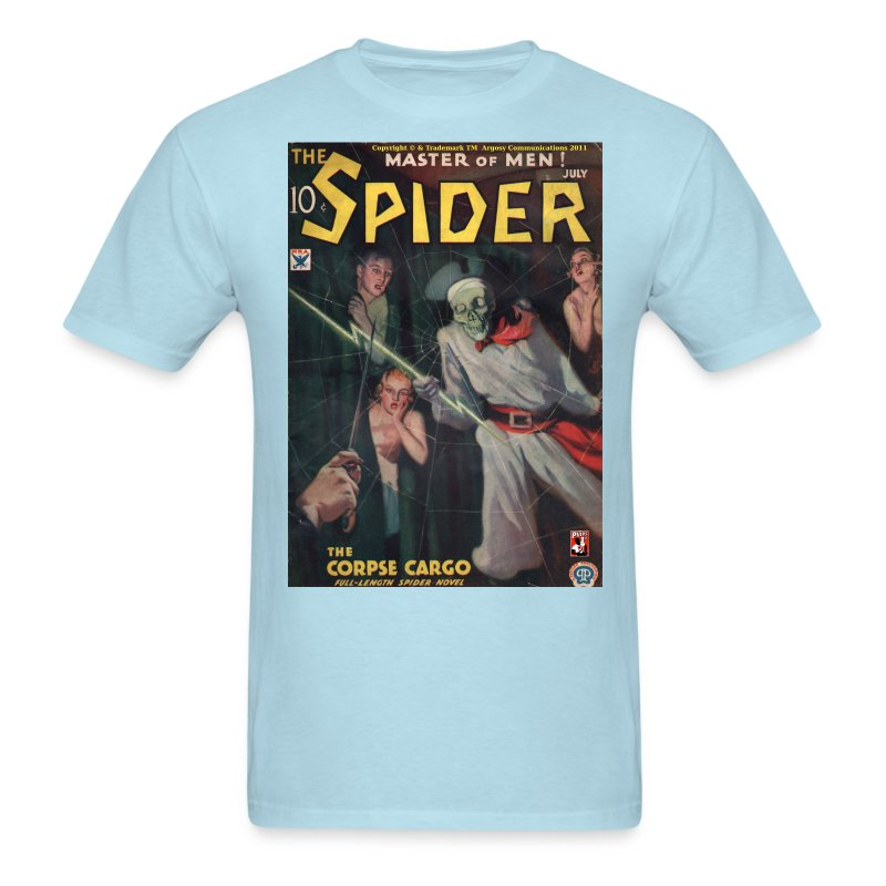 The Spider July 1934 - Men's T-Shirt
