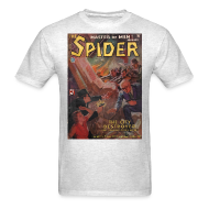 T-Shirts ~ Men's T-Shirt ~ The Spider January 1935