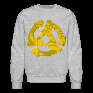 Long Sleeve Shirts ~ Crewneck Sweatshirt ~ 7 Inch Superhero v.2