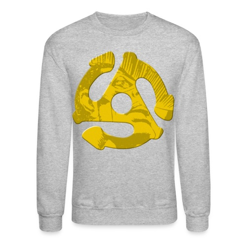 7 Inch Superhero v.2 - Crewneck Sweatshirt