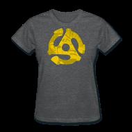 T-Shirts ~ Women's T-Shirt ~ 7 Inch Superhero v.2