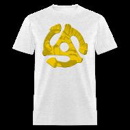 T-Shirts ~ Men's T-Shirt ~ 7 Inch Superhero v.2