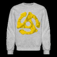 Long Sleeve Shirts ~ Crewneck Sweatshirt ~ 7 Inch Superhero v.1