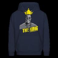 Hoodies ~ Men's Hoodie ~ King Megatrip's Punch-Out (Dark)