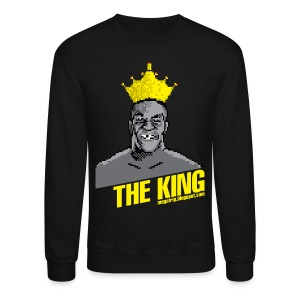 King Megatrip's Punch-Out (Dark) - Crewneck Sweatshirt