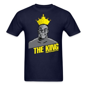 King Megatrip's Punch-Out (Dark) - Men's T-Shirt