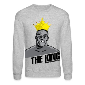 King Megatrip's Punch-Out (Light) - Crewneck Sweatshirt