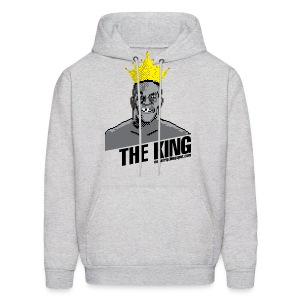 King Megatrip's Punch-Out (Light) - Men's Hoodie