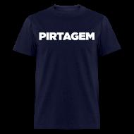 T-Shirts ~ Men's T-Shirt ~ PIRTAGEM