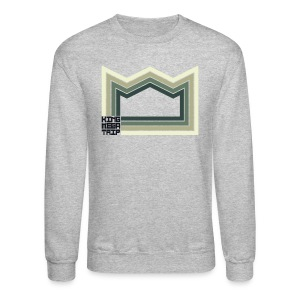 Heaven of Green Jade - Crown - Crewneck Sweatshirt