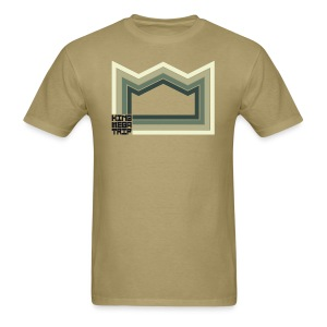 Heaven of Green Jade - Crown - Men's T-Shirt
