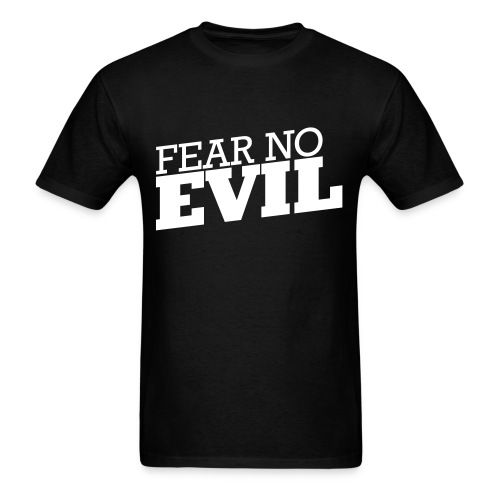 Men's Fear No Evil - Men's T-Shirt