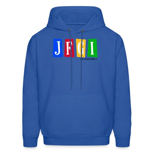 Just F@#king Google It Men's Hoodie - Men's Hoodie