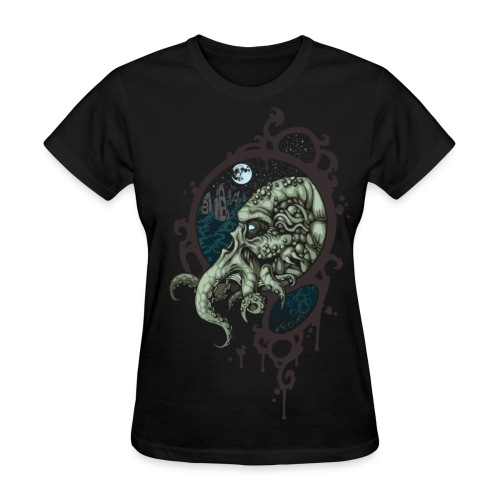 The Deep One Rises! - Women's T-Shirt