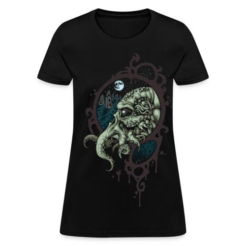 The Deep One Rises! - Women's T-Shirt