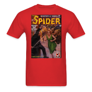 T-Shirts ~ Men's T-Shirt ~ The Spider June 1935