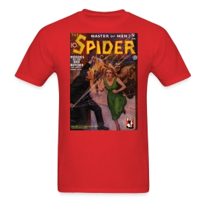 The Spider June 1935 - Men's T-Shirt