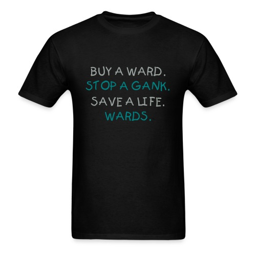 THD: MEN'S WARD - Men's T-Shirt