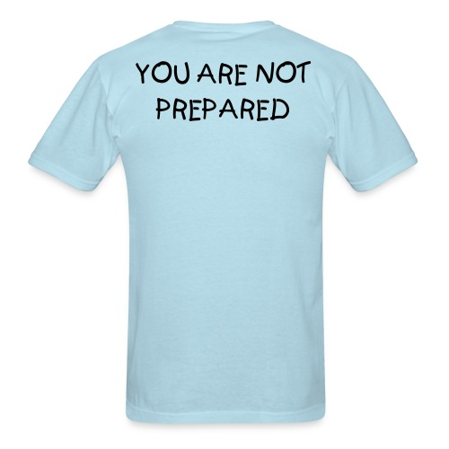 Prepping with Schmoo - Men's T-Shirt