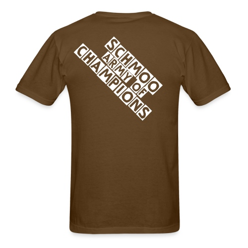 Schmoo Army - Men's T-Shirt