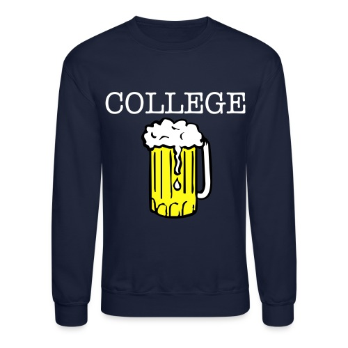 College Honestly Crewneck - Crewneck Sweatshirt