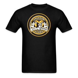 Mens GGG Boston Hockey #4 - Men's T-Shirt