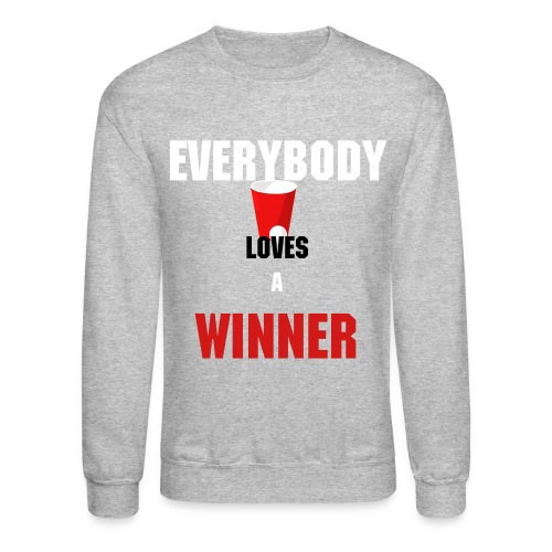 Beer Pong Champ - Crewneck Sweatshirt