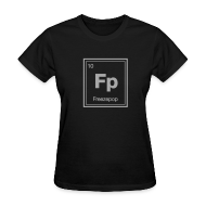 T-Shirts ~ Women's T-Shirt ~ Fp10 Girly Shirt