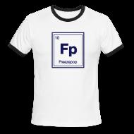 T-Shirts ~ Men's Ringer T-Shirt ~ Fp10 Unisex Ringer Shirt