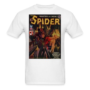 The Spider Nov 1942 Zara - The Murder Master - Men's T-Shirt