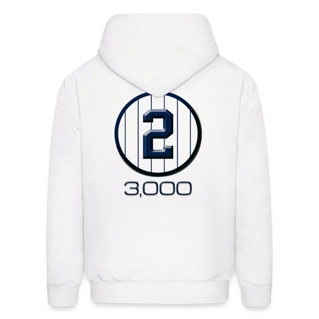 Jeter Style 3000 Sweatshirt - V2 - White