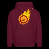 Hoodies ~ Men's Hoodie ~ The Fantastic Fireball