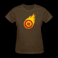 T-Shirts ~ Women's T-Shirt ~ The Fantastic Fireball