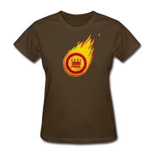 The Fantastic Fireball - Women's T-Shirt