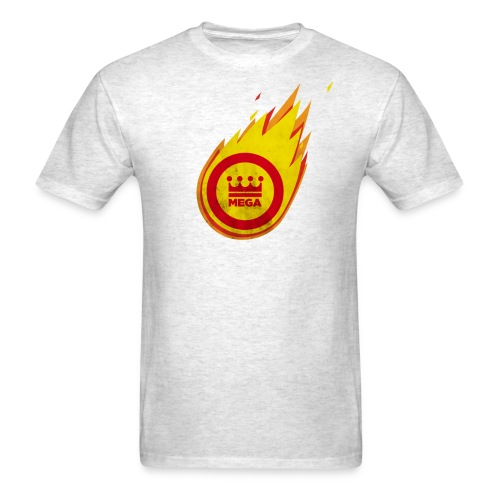 The Fantastic Fireball - Men's T-Shirt