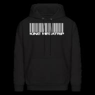 Hoodies ~ Men's Hoodie ~ Megatrip Barcode