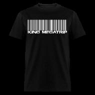 T-Shirts ~ Men's T-Shirt ~ Megatrip Barcode