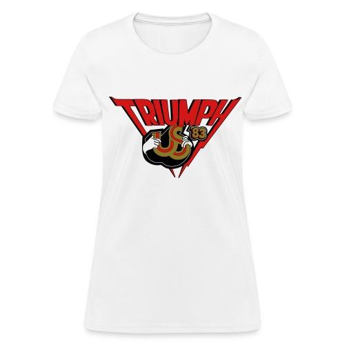 Ladies US Festival Tee - Women's T-Shirt