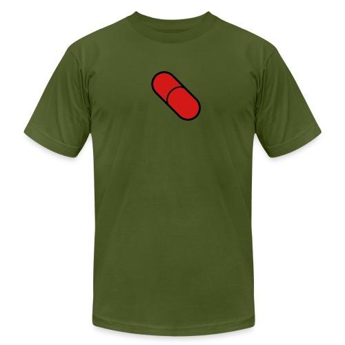 Red Pill - Men's Fine Jersey T-Shirt